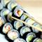 Receta de Sushi (Filadelfia Roll)